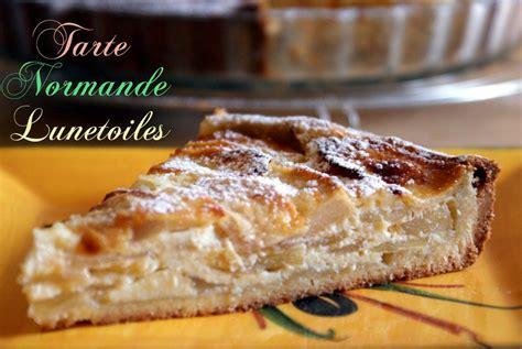 cuisine pour regime tarte normande aux pommes amour de cuisine