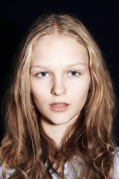 Faces Looking Estonia Anni Schiffer Magazine Ford