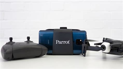 parrot anafi fpv review birds eye view expert reviews