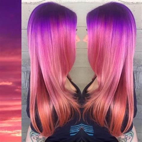 17 Best Ideas About Color Melting Hair On Pinterest Hair