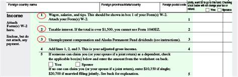 Form 1040 Line 11 Instructions