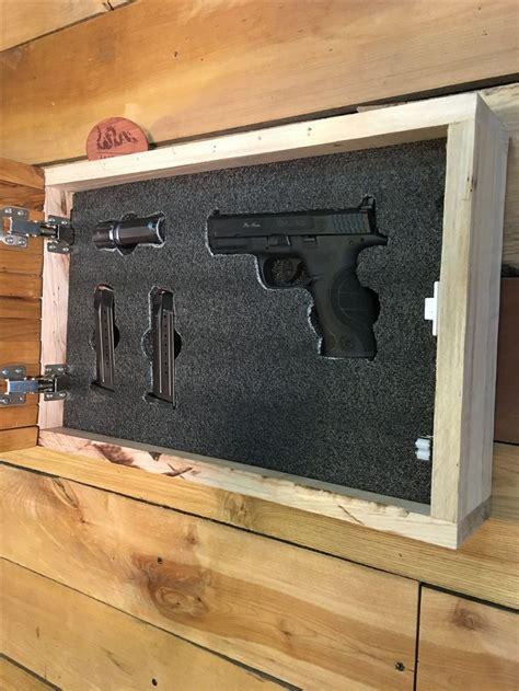 pin  jw craftsman  jw craftsman   hidden gun hidden gun storage gun concealment