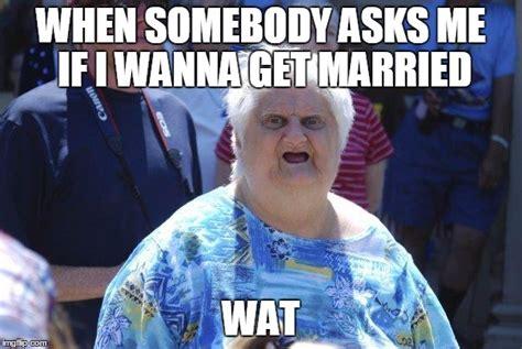 Wat Meme Lady - wat lady imgflip