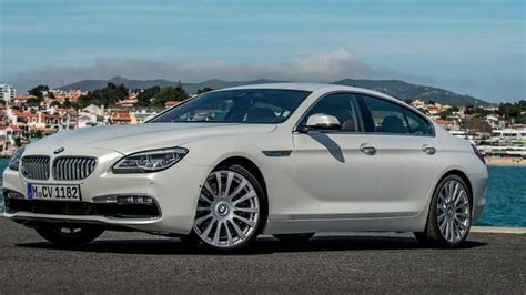2019 bmw 6 series coupe 2019 bmw 6 series gran coupe review