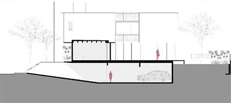 casa valna contemporary house maximizes space   smart plan  sparkling design