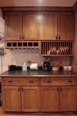 custom  quarter sawn oak kitchen  peabody