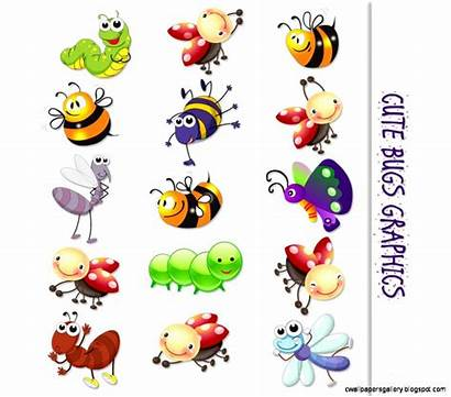 Bug Clipart Bugs Insects Clip Insect Flying