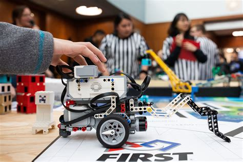 Photos: Kids with LEGOs square off at robotics competition ...
