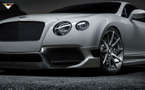 2013 Vorsteiner Bentley Continental Gt Br10 Rs 2 Wallpaper