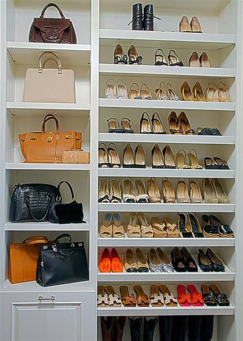 best 25 shoe shelves ideas on closet shoe
