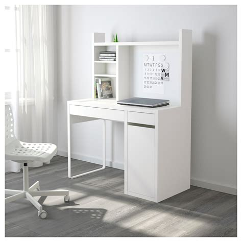 ikea desk micke micke workstation white 105x50 cm ikea