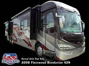 2008 Fleetwood Evolution R 42n  Class A