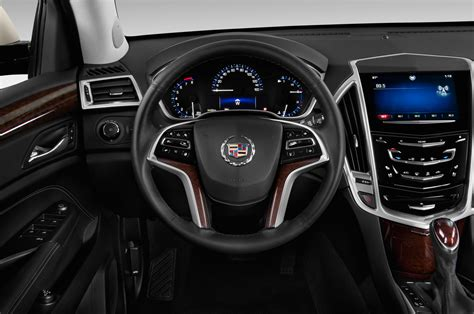 2015 Cadillac SRX Steering Wheel Interior Photo