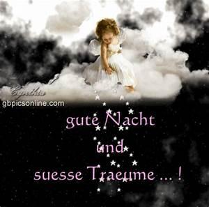 Süße Gute Nacht Sprüche : gute nacht und s e tr ume s e tr ume bild 22335 ~ Frokenaadalensverden.com Haus und Dekorationen