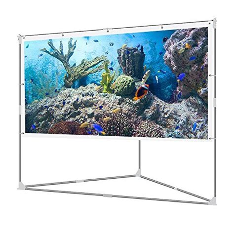 Best Projector Screen Under $200 In 2019 2020 Best