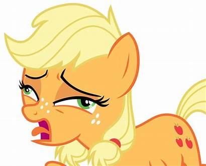 Transparent Cough Applejack Clipart Coughing Tongue Derp