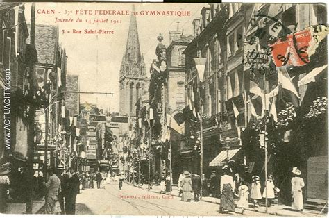 bureau de poste caen cartes postales anciennes de caen 14000 actuacity