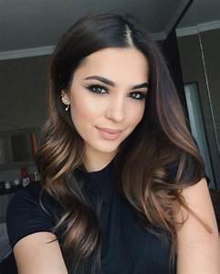 29 Incredible Dark Brown Hair With Highlights (Trending ...