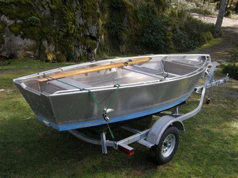 welded aluminum row boat Quadra Island, Campbell River