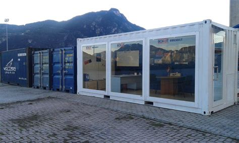 Uffici Container by Dai Container Ecco L Ufficio Box4it