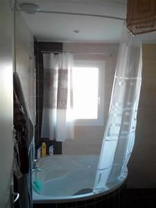 Tringle Douche Angle : tringle pour baignoire d 39 angle 12 messages ~ Premium-room.com Idées de Décoration