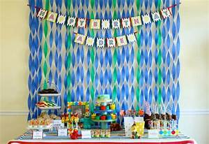 It s written on the wall fabulous party decorations for