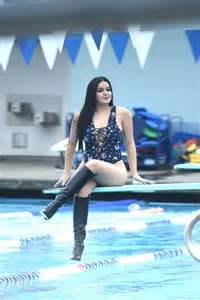 ariel winter swimsuit ariel winter in swimsuit on the set of a photoshoot in los