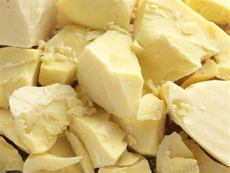 les vertus cosmetiques du beurre de cacao recette