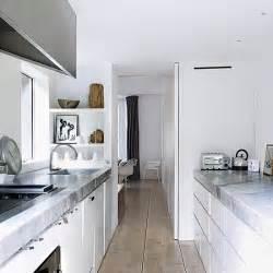 narrow kitchen ideas narrow kitchen small kitchens modern kitchens housetohome co uk