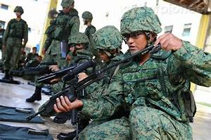 Weapons Used in Basic Combat Training