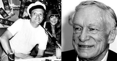 """Zmarł Hugh Hefner, założyciel """"Playboya"""". Miał 91 lat ..."""