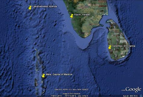 Trash Island Indian Ocean