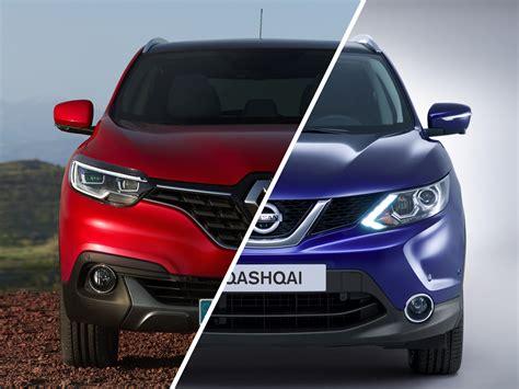 Renault Kadjar  Nissan Qashqai  Le Jeu Des 7 Erreurs L