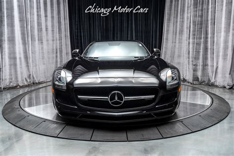 Brand new, at least $202,000, but time has resulted in a bit of depreciation, as this one has an asking price of $198,500. Used 2011 Mercedes-Benz SLS AMG Gullwing Coupe MSRP $220k+ Kleemann Supercharged! Carbon Fiber ...