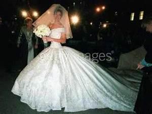 thalia39s wedding youtube With thalia wedding dress