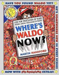 Publisher Photo Book Template Where 39 S Wally Now Wikipedia