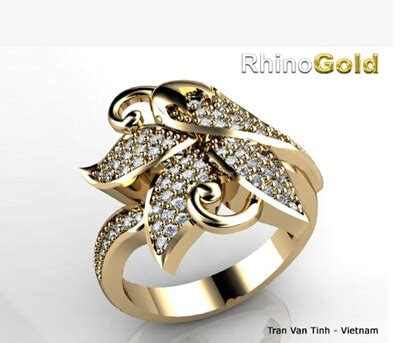 jewelry design rhino  tutorial widget rhinogold