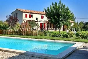 location saisonniere maison de vacances demeures With location maison en provence avec piscine