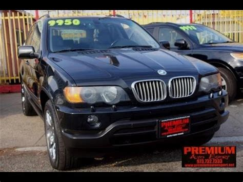 pre owned bmw nj 2003 bmw x5 4 4i pre owned new jersey
