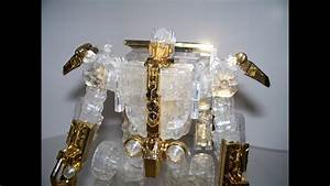 Transformers Rotf Gold Crystal Optimus Prime Ko Voyager