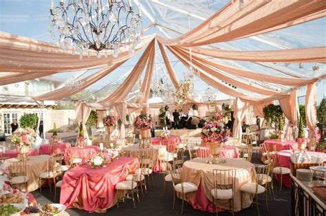 wedding party tent decoration ideas liisi pilter