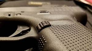 Gear Review: Crux Ordnance GLOCK Extended Magazine Release ...  Extended