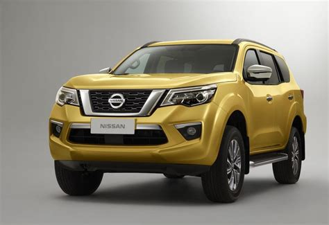Nissan Terra Picture by 2018 Nissan Terra Officially Revealed Navara Based Suv