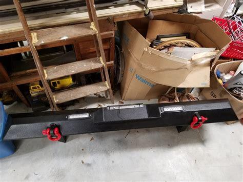 fs   tundra rear custom hd bumper  sale