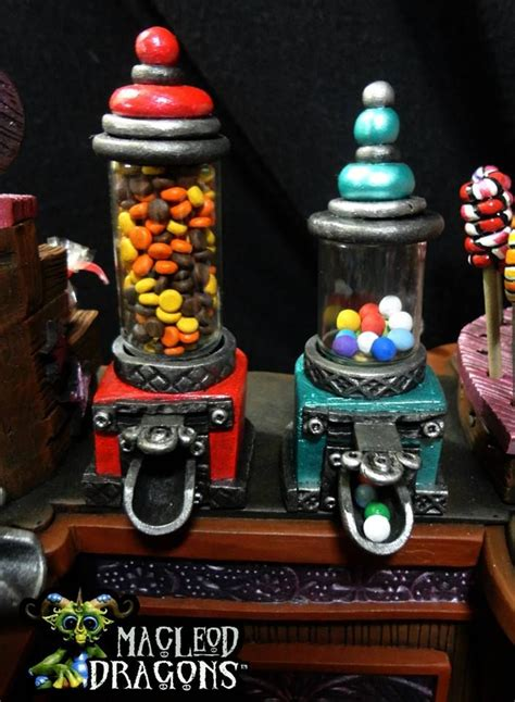 commercial candy dispenser woodworking projects plans