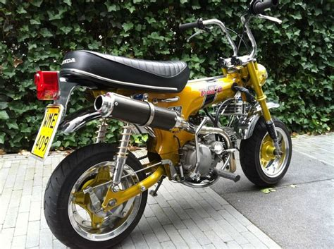 226 Best Images About Honda Dax On Pinterest