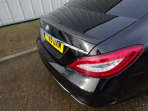 God • family • country • 2a. Used MERCEDES CLS in Kings Lynn, Norfolk | Wootton Motor Company
