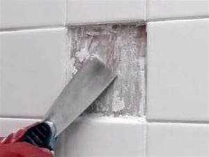 collins diy survival demos how to fix a broken tile With how to fix bathroom tile
