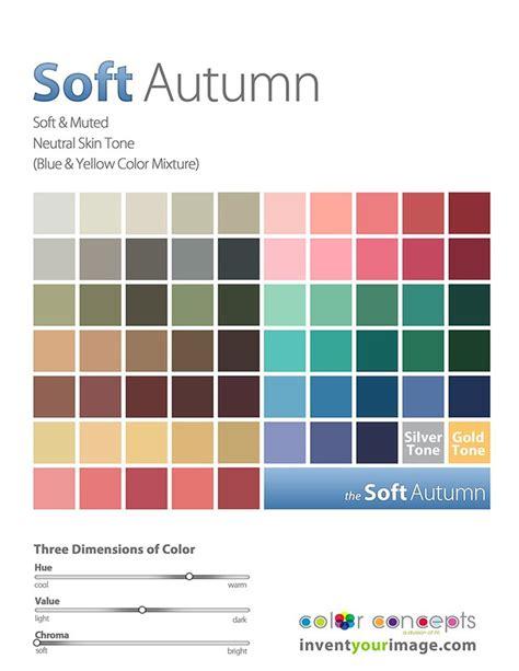 soft autumn color palette best 25 soft autumn ideas on