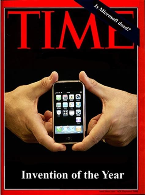 why was the iphone invented invention of the year iphone ars technica
